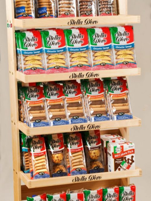 Specialty Food Display Rack